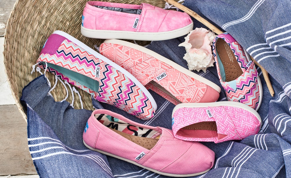 Toms business model has wider societal interests at its heart