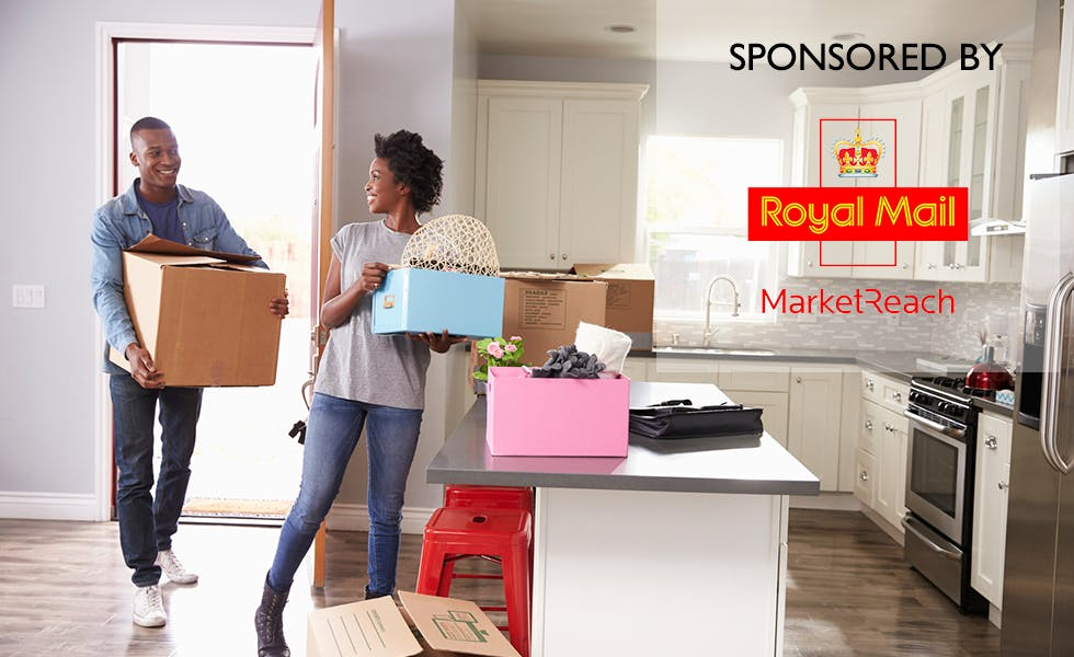 Royal Mail young couple