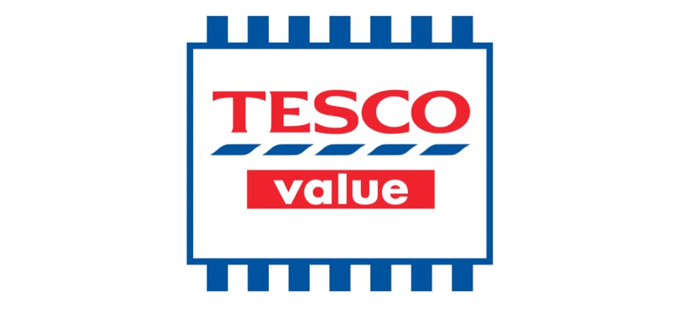 Tesco value