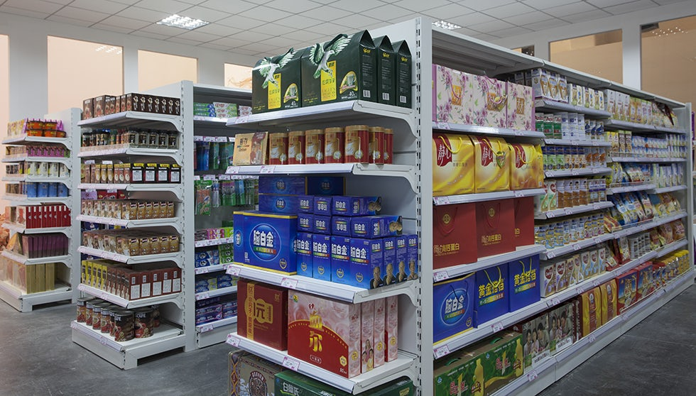 ShanghArt Supermarket