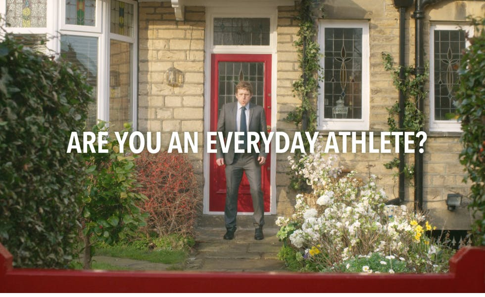 Vitality launched the Everyday Athlete campaign to encourage all types of exercise