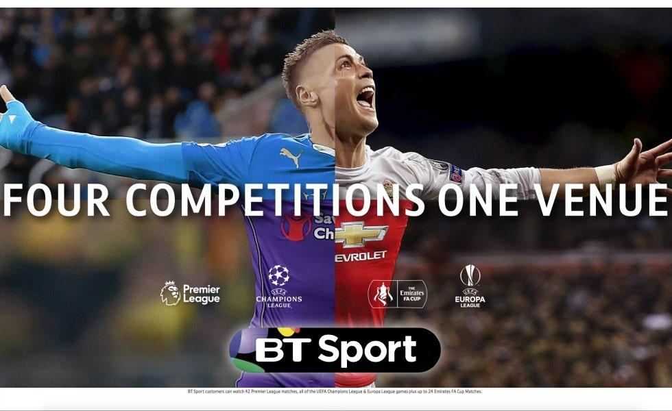 BT Sport campaign