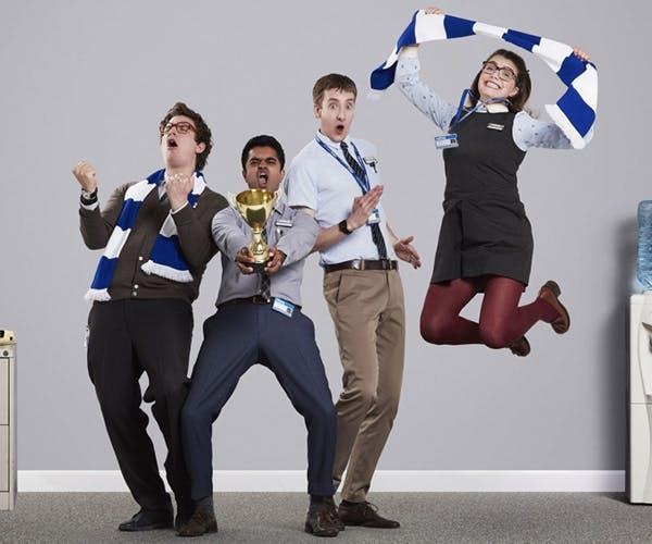 Football geeks
