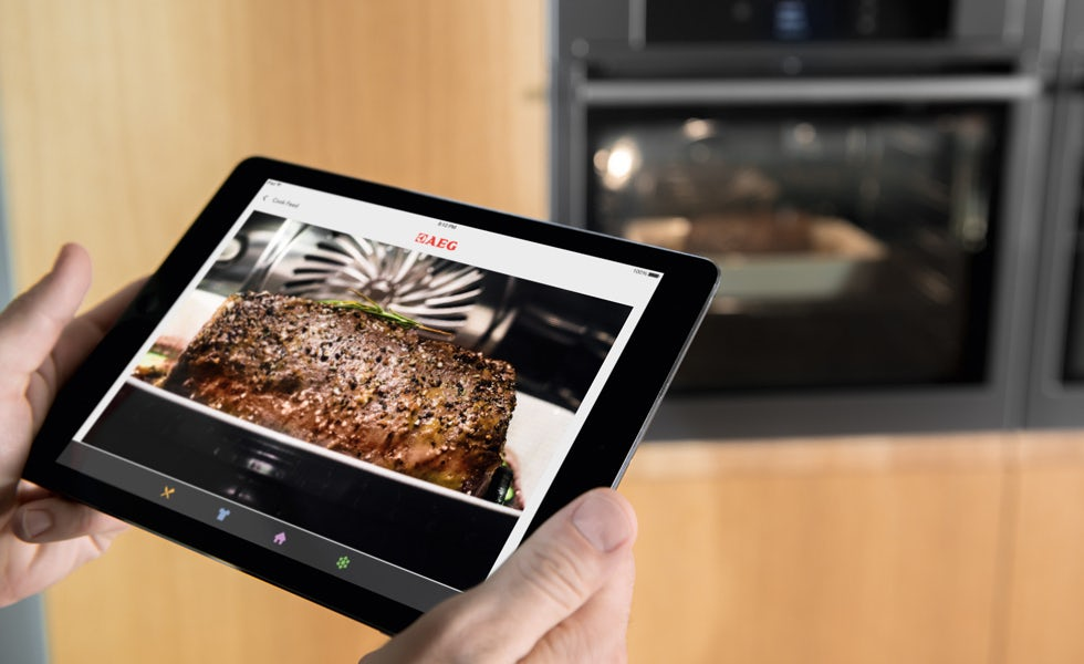 Electrolux has been working on its digital transformation for the past two-and-a-half years