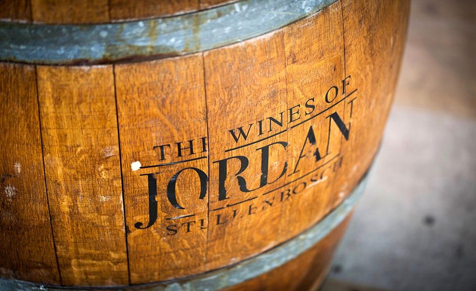 Jordan wine shoestring