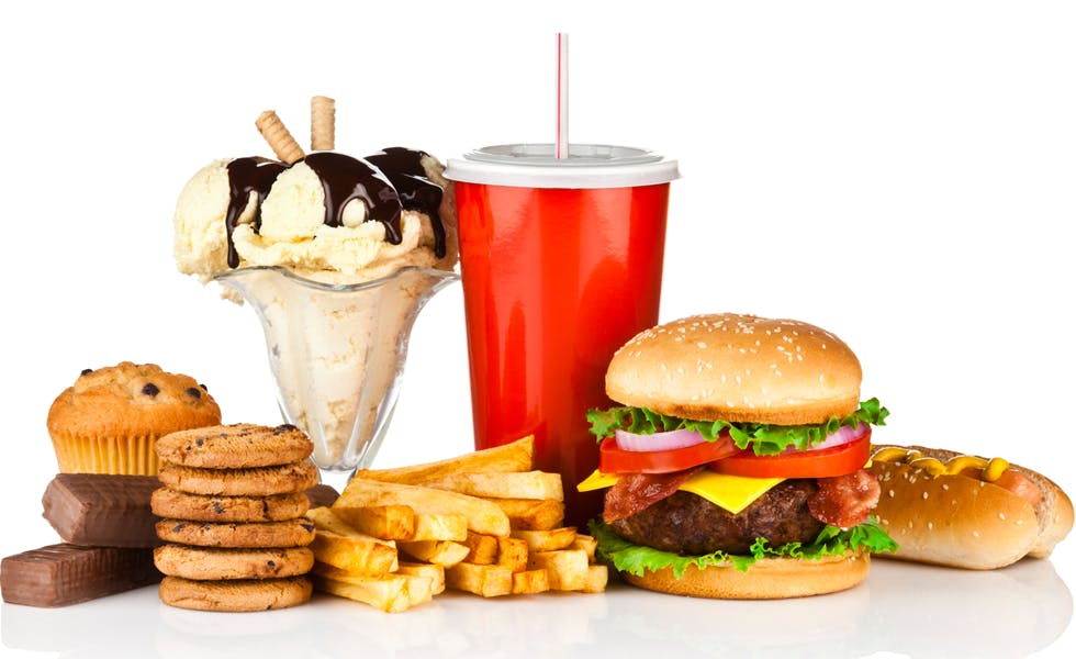 Junk food ads will not be banned under the Government's childhood obesity report