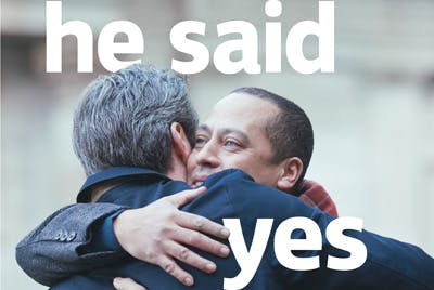 Lloyds same sex couple proposal