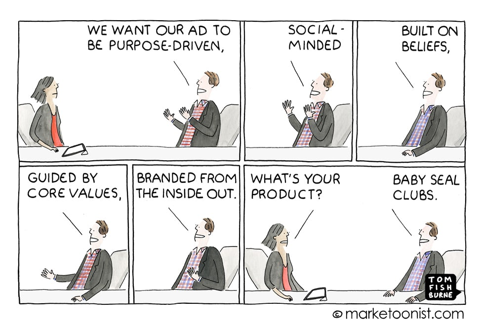 Marketoonist purpose