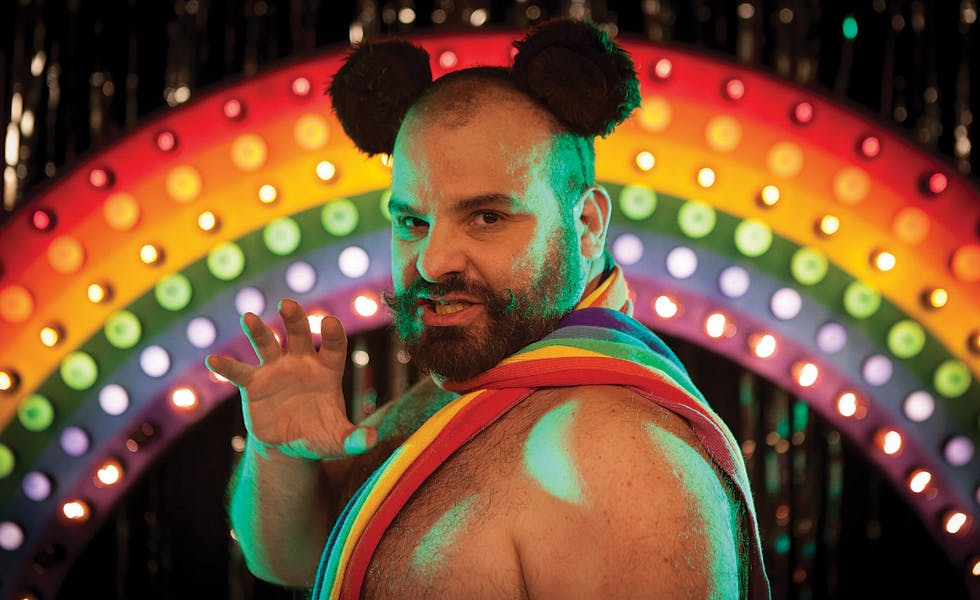 Channel 4 launched its Gay Mountain campaign to support gay athletes ahead of the Sochi Winter Olympics in Russia