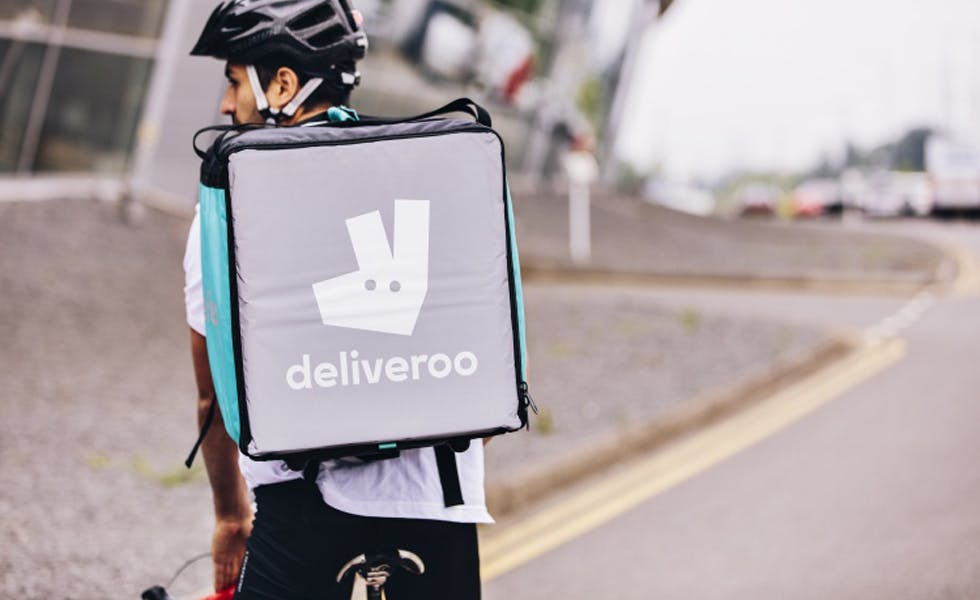 deliveroo rebrand
