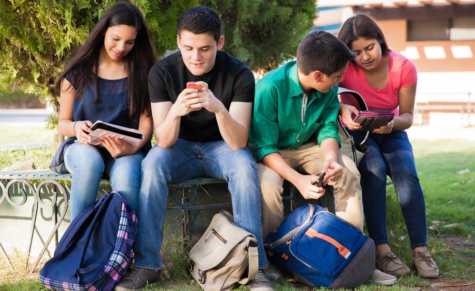 kids social media