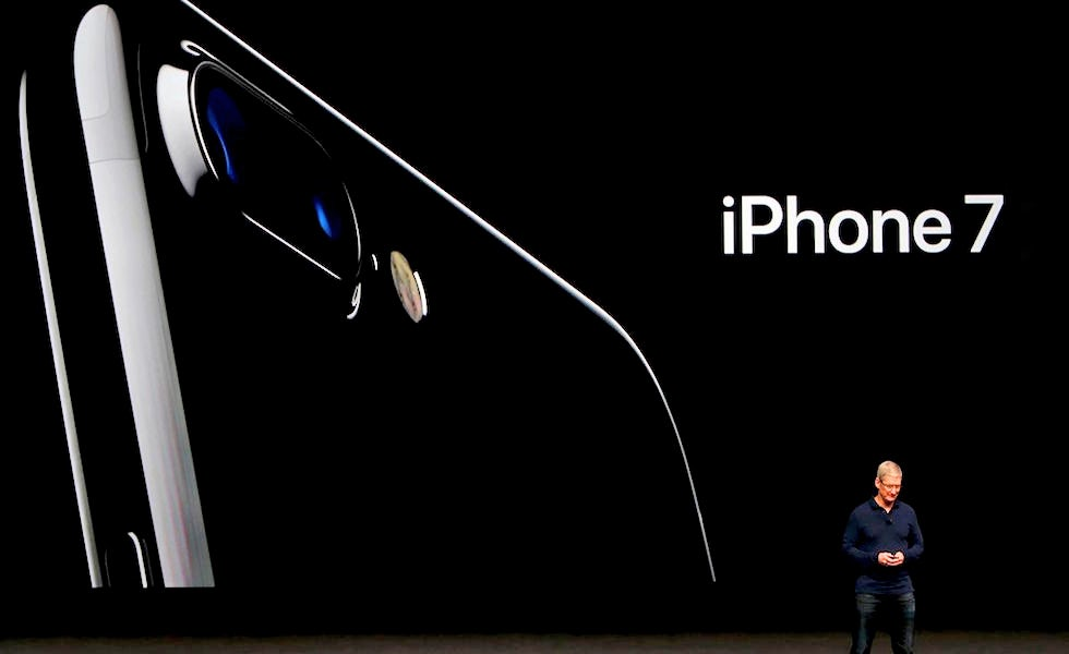 Another September meant business as usual for Apple as it officially unveiled the iPhone 7 last night (7 September).