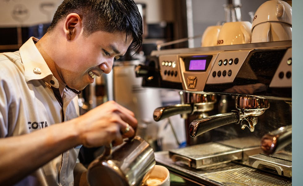 Creating positive experiences for candidates is vital for Costa-owner Whitbread as it relies on a large number of employees to grow in the UK.