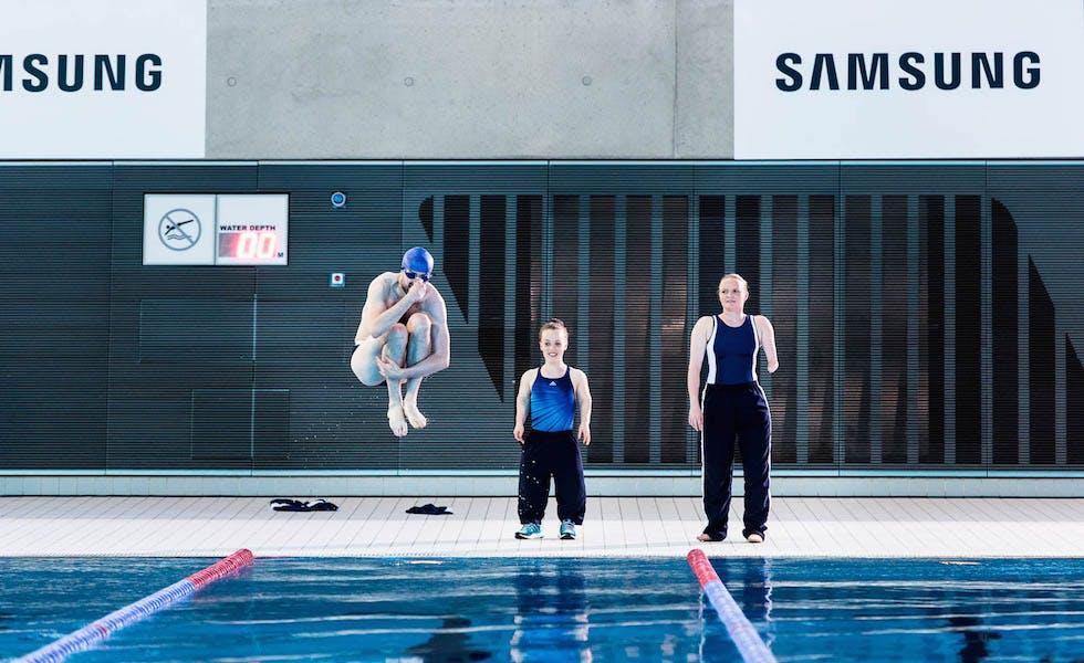 Samsung Paralympics Rio