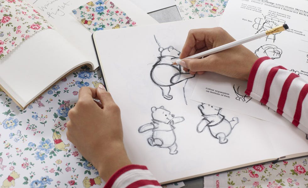 Cath Kidston teased consumers with email content in the run up up to the launch of its Disney collaboration.