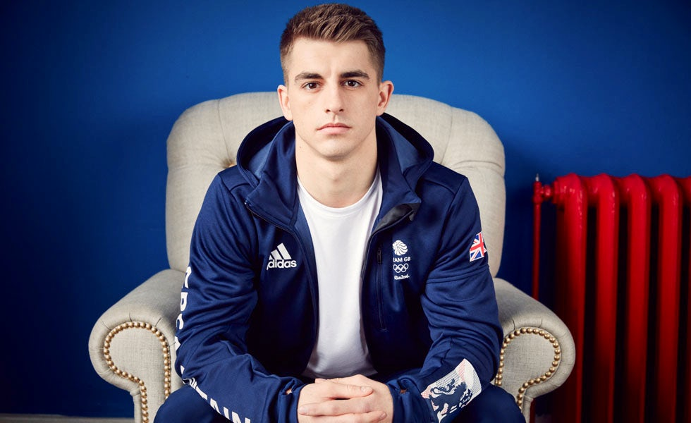 DFS's tie-up with gold medal winner Max Whitlock focuses on the athletes' home life.