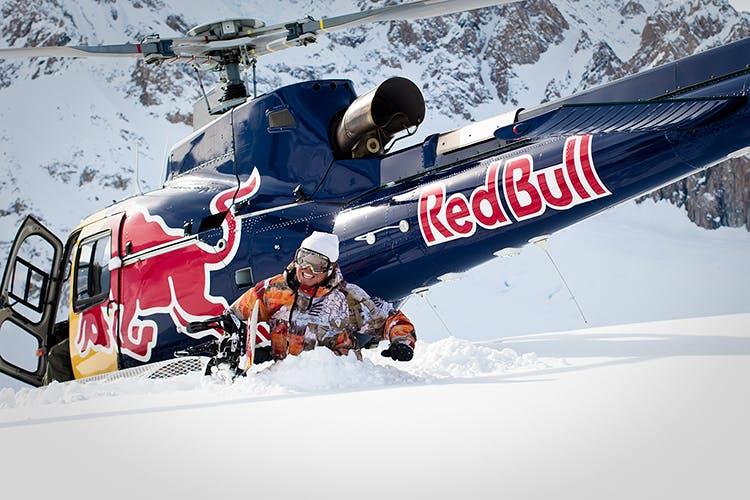 Travis Rice, Red Bull, Alaska