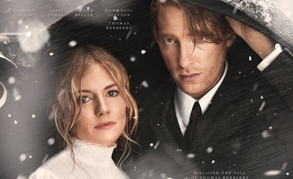Burberry Christmas advert