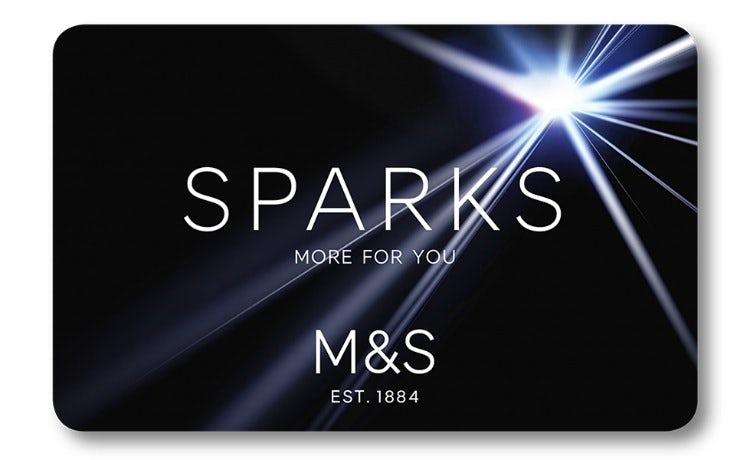 sparks card