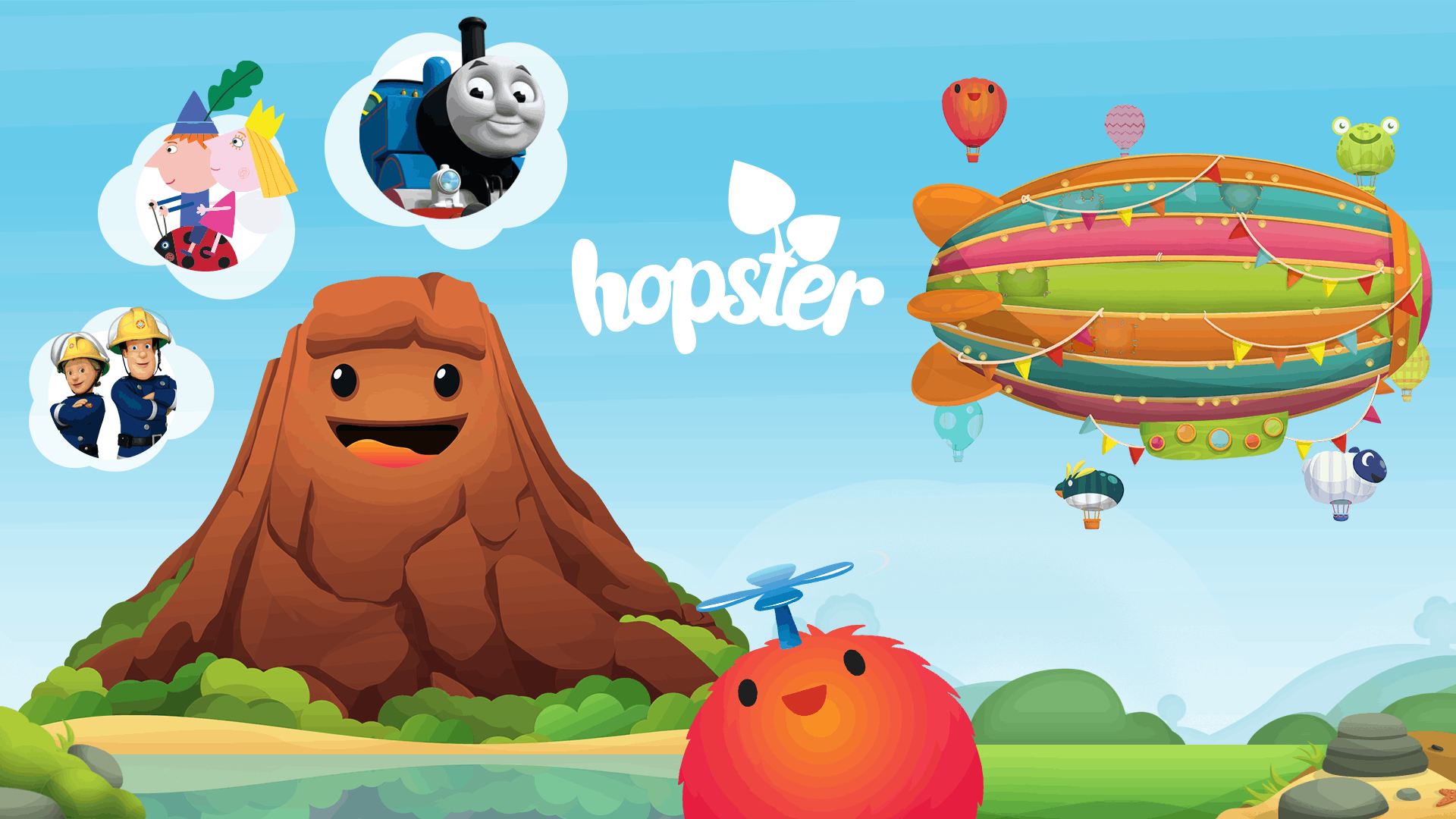 hopster-tv-app
