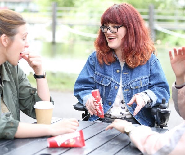 Channel 4 Maltesers diversity campaign