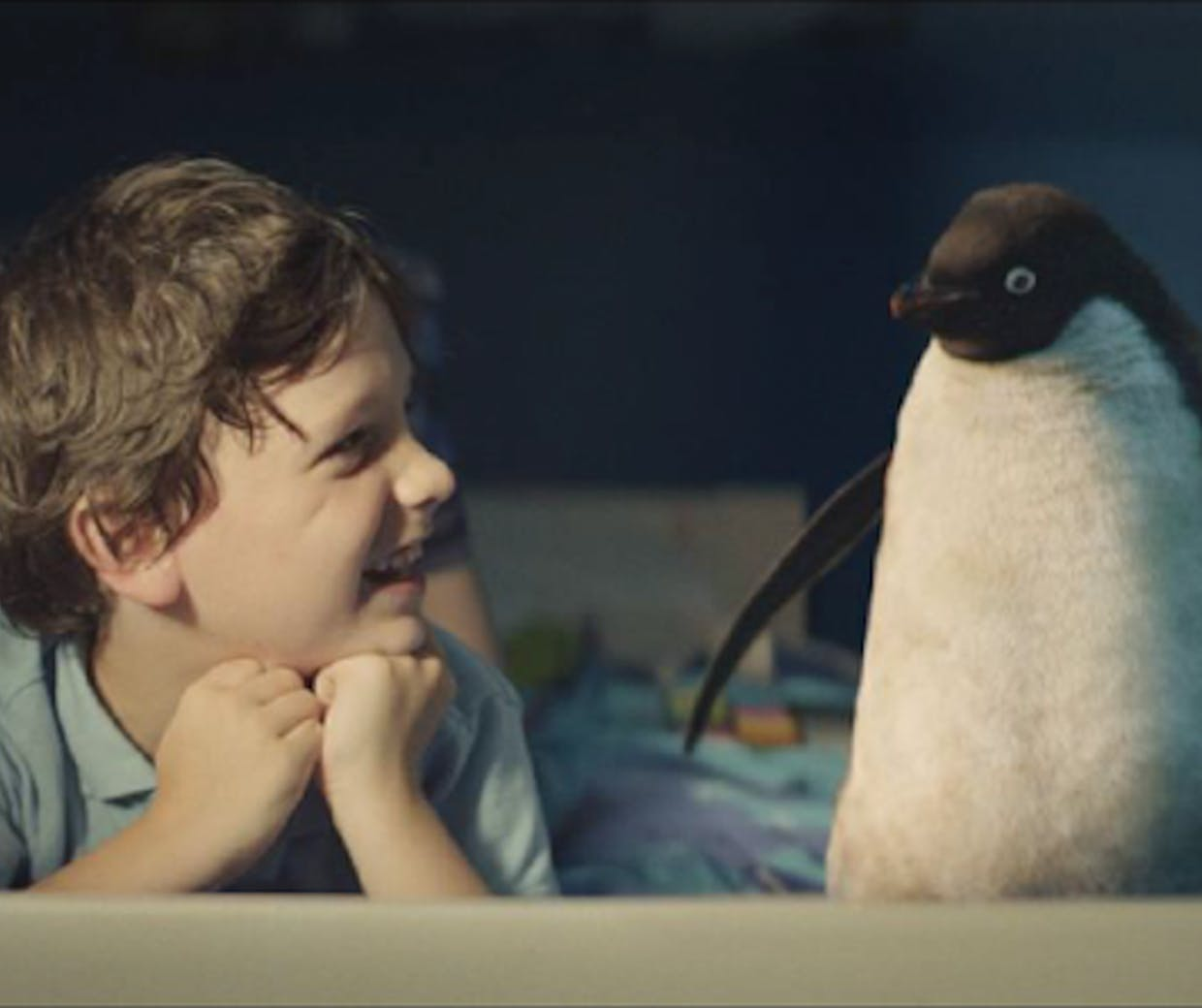 EXCLUSIVE: How The John Lewis Christmas Ad Was Made