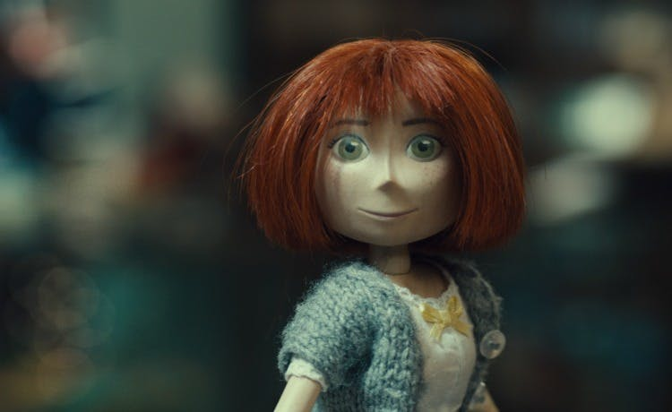 Mcdonalds doll