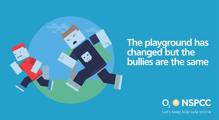 NSPCC O2 anti-bullying