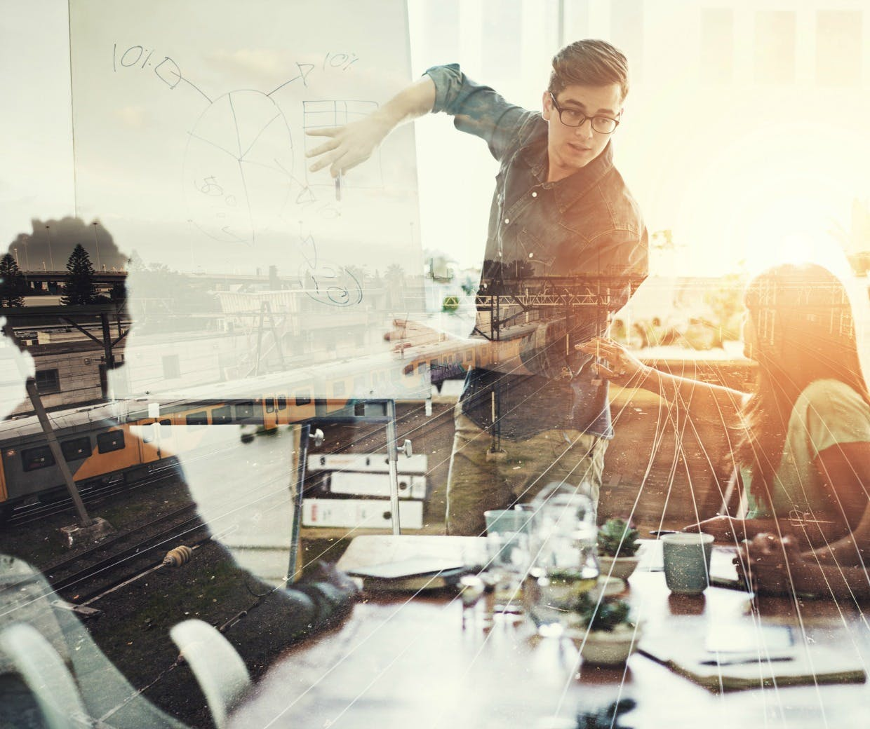 Digital transformation is about more than new technology
