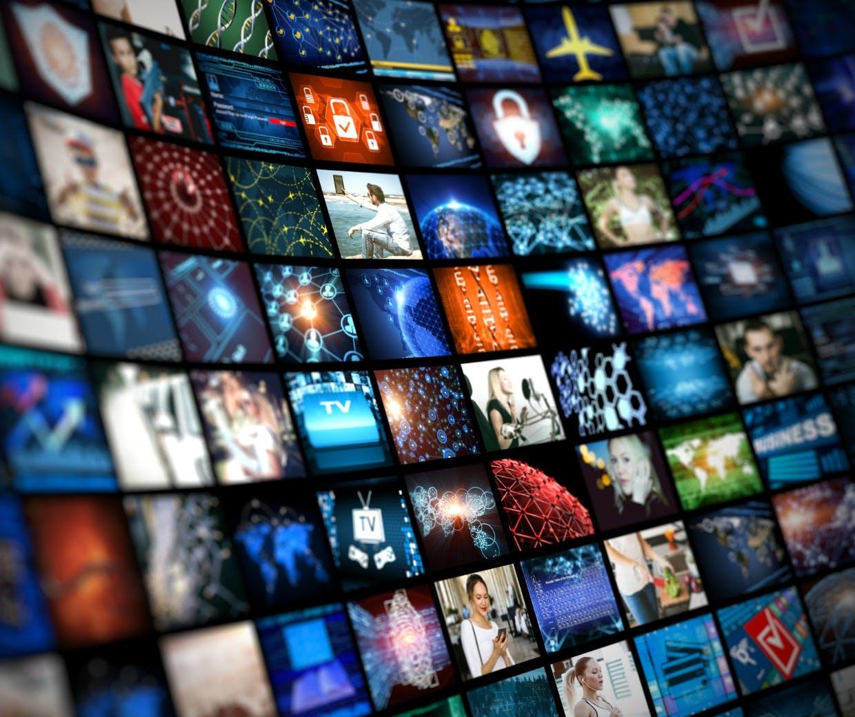 media screens