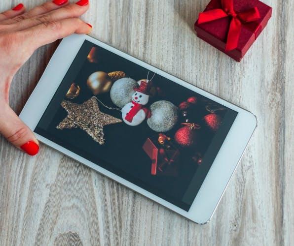 mobile christmas