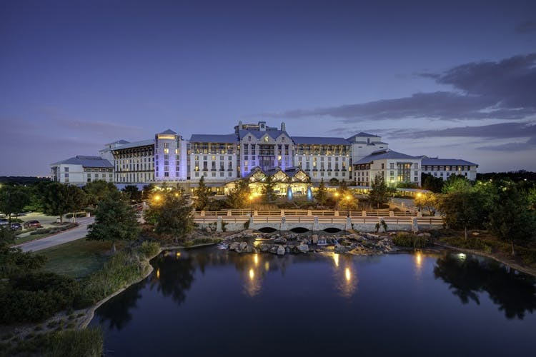 Marriott Gaylord Texan