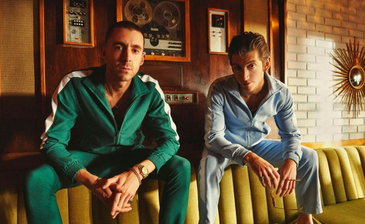 Atlantic Records Last Shadow Puppets