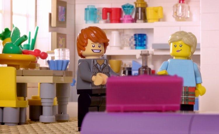 Lego ITN