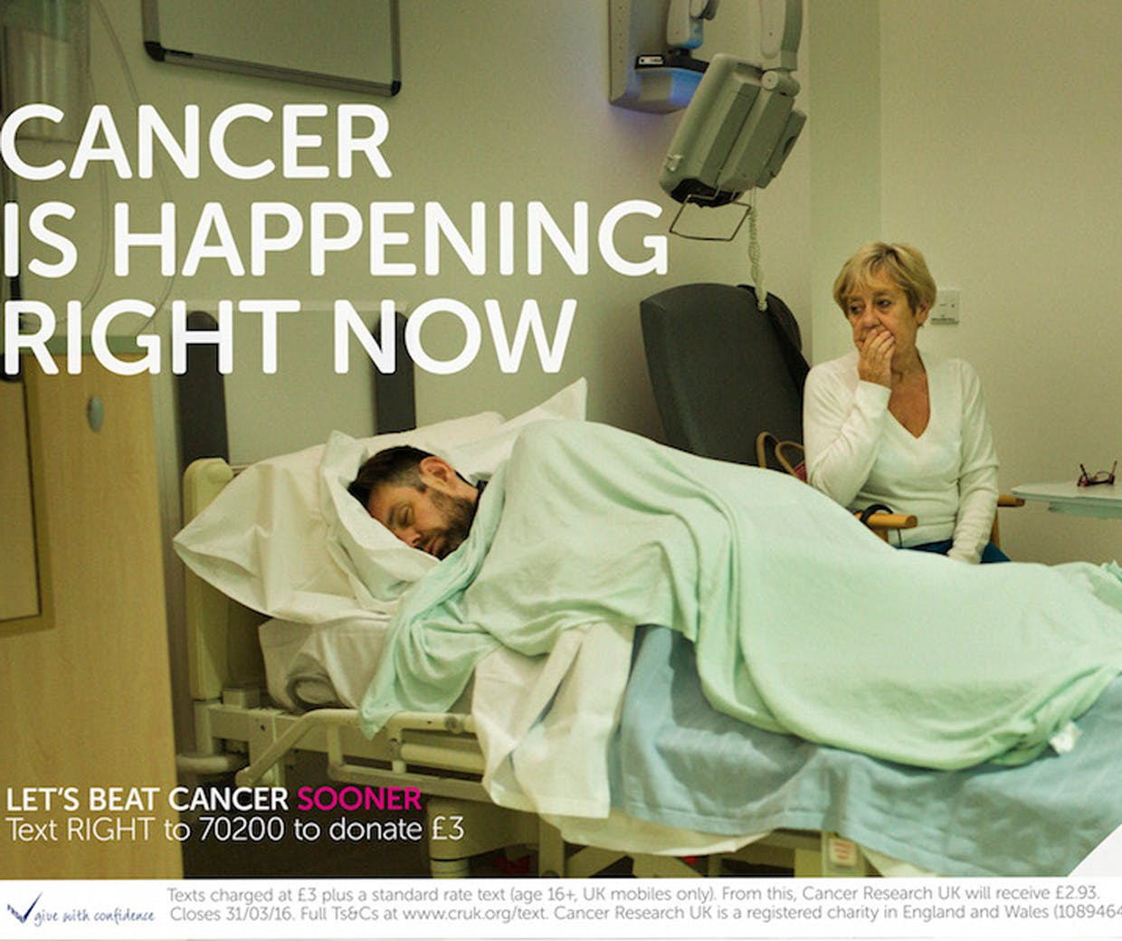 Together we will beat cancer