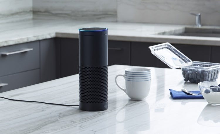 Amazon echo retail