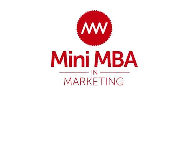 marketing week mini mba