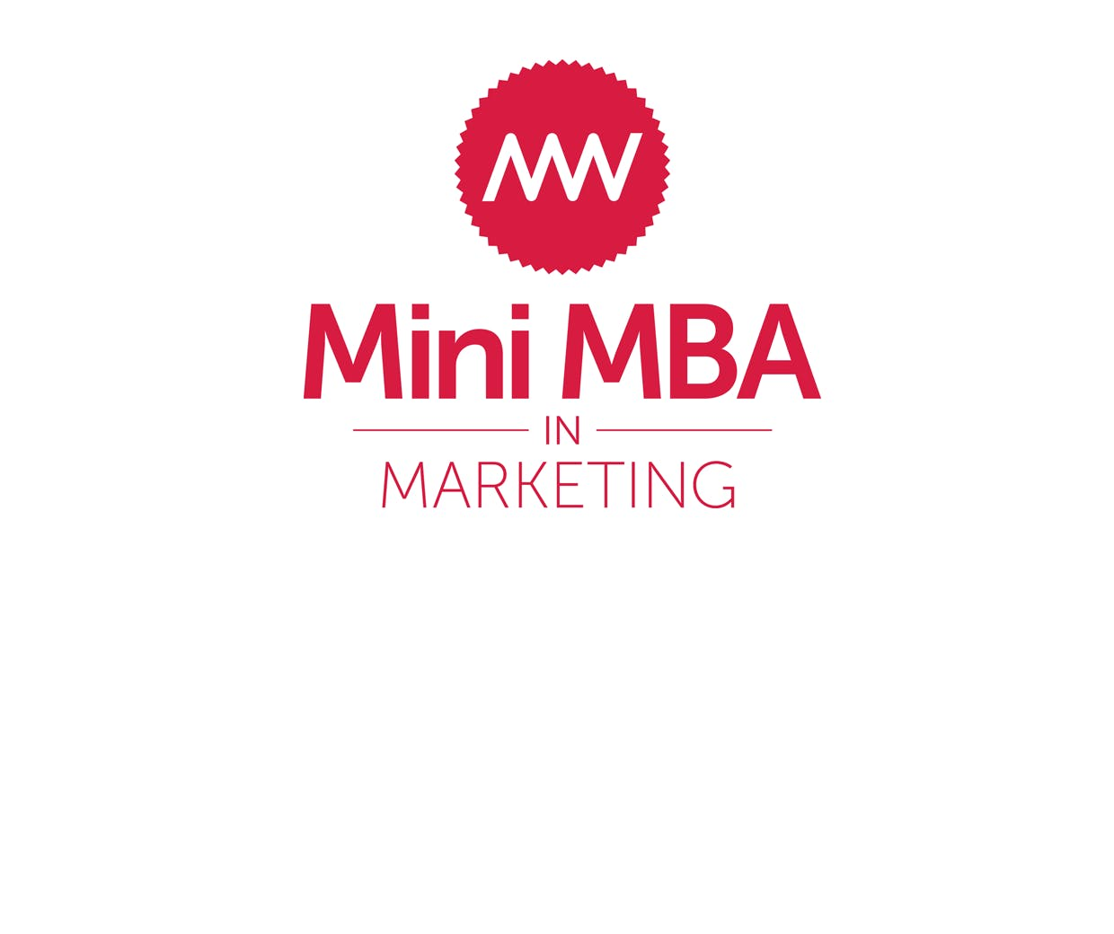 marketing week mini mba