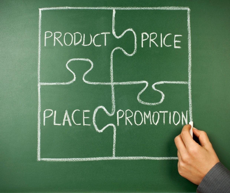 career development marketing week 4ps