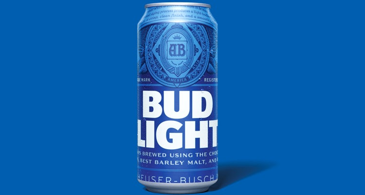 Don't call it a comeback: Bud Light re-enters the UK market