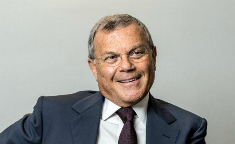 WPP CEO Sir Martin Sorrell