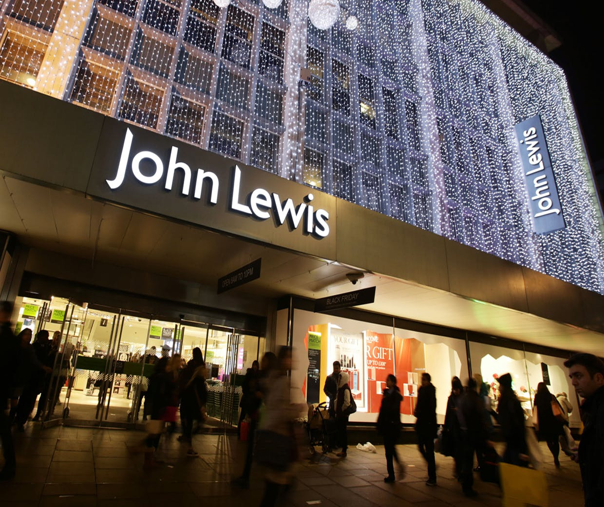 john lewis partners marketing week