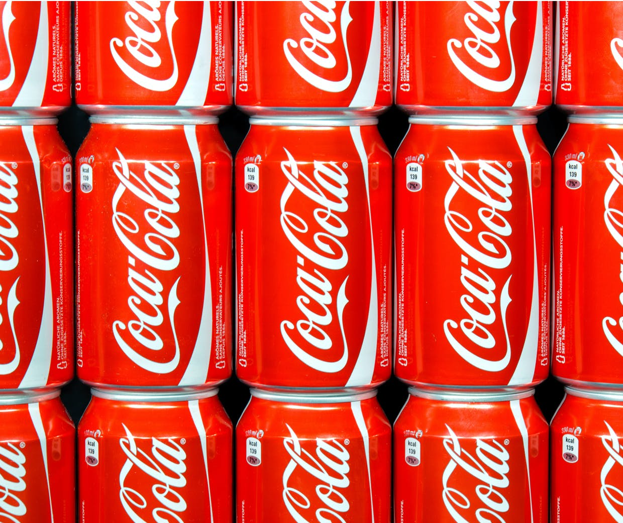 coca cola marketing philosophy Brands of all shapes and sizes can learn from coca-cola's application of the 70/ 20/10 rule  our philosophy on content marketing.