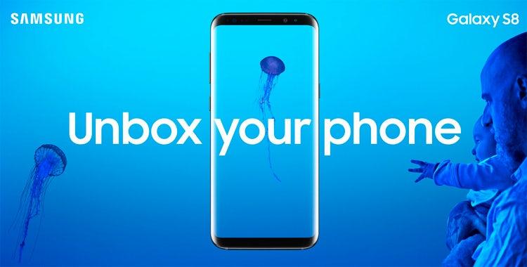 Samsung's flashy Galaxy S8 impresses but the brand 'isn't