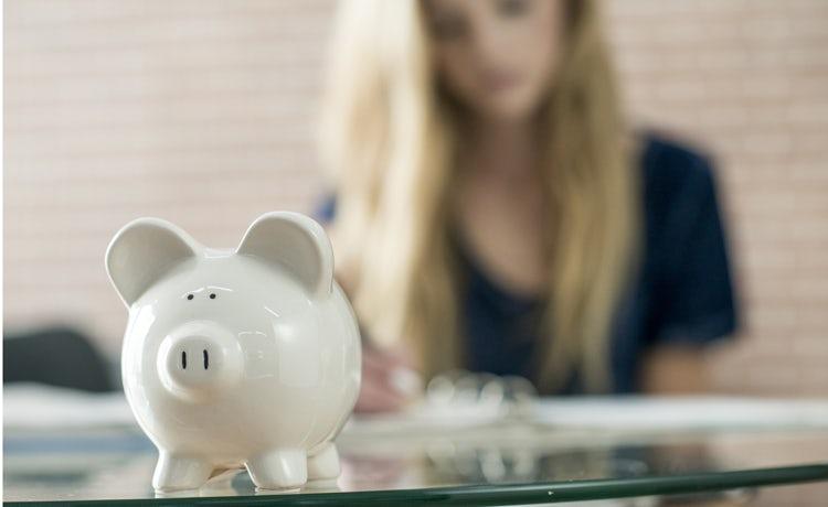 Piggy bank shoestring budget