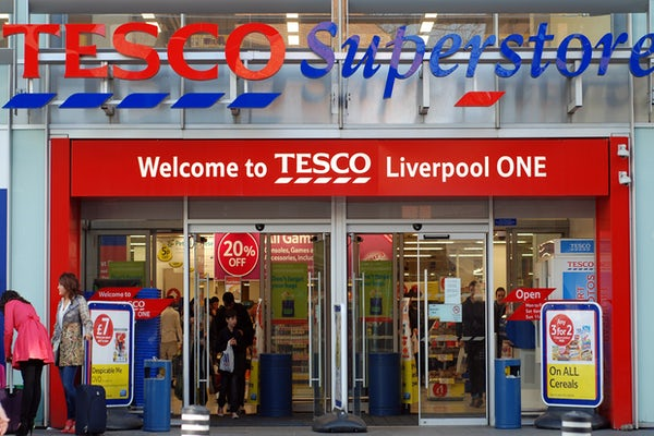 tesco market development