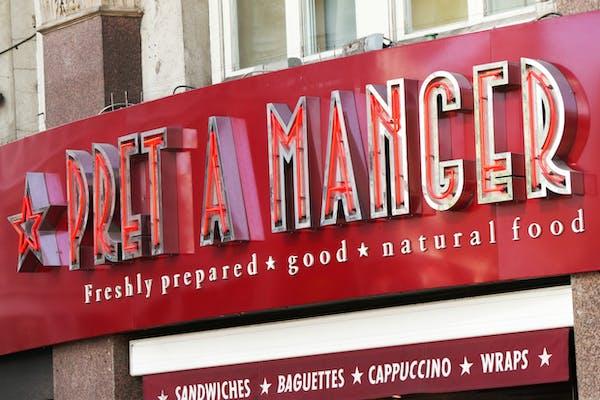 pret a manger consumer analysis