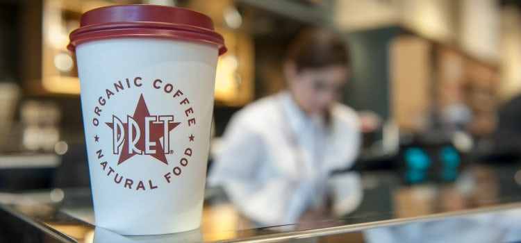 pret a manger marketing strategy