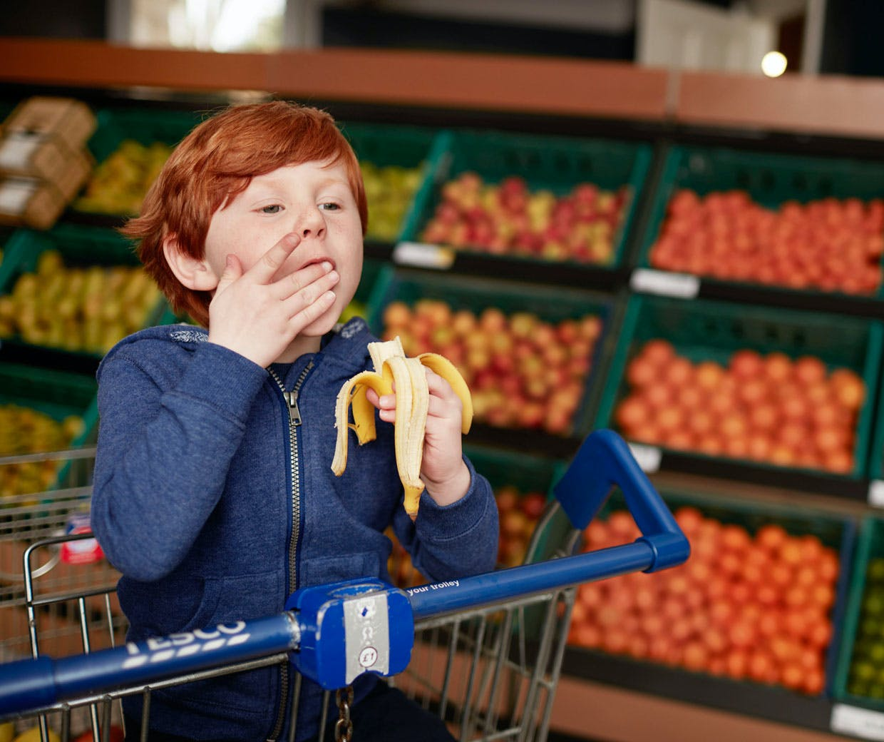 Tesco uses Clubcard data to help people eat more healthily