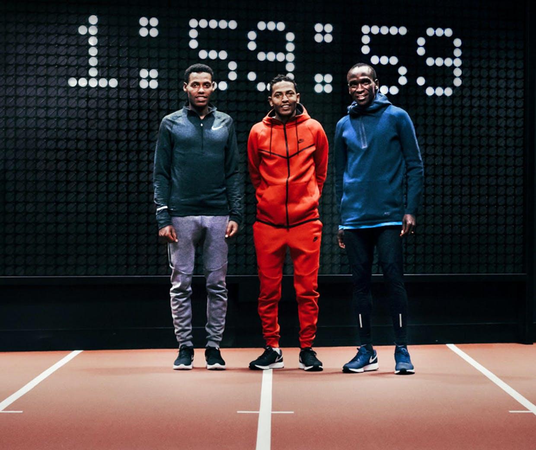 Is Nike's 'Breaking2' marathon bid more than just a marketing stunt?